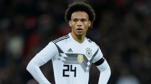 Sane could have played for France, Senegal or Germany