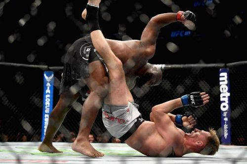 UFC 229: Lewis v Volkov