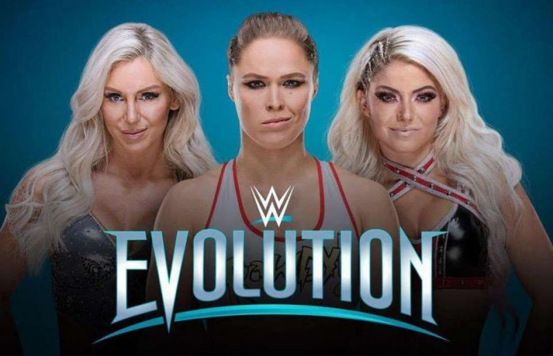 3 Things Possible at WWE Evolution