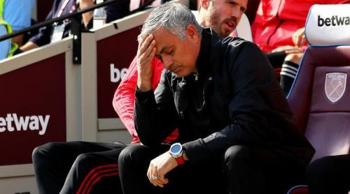 Jose Mourinho's future at Man United remains uncertain