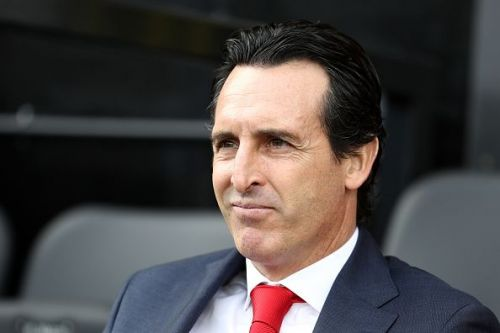 Arsenal have won nine games in a row in all competitions under Unai Emery