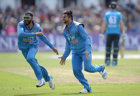 Ravindra Jadeja has only performed well against the teams like Bangladesh, Afghanistan and Windies