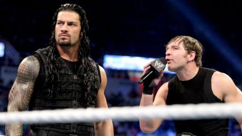 Why didn't he destroy both the members of the Shield?