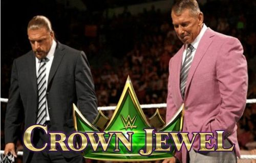 Here's exactly what has happened behind the scenes with WWE Crown Jewel