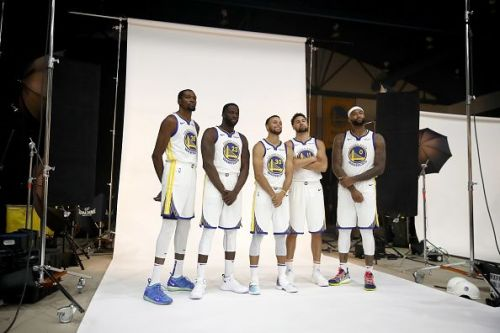 Golden State Warriors- The new look