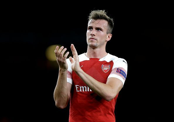making a case for rob holding at arsenal