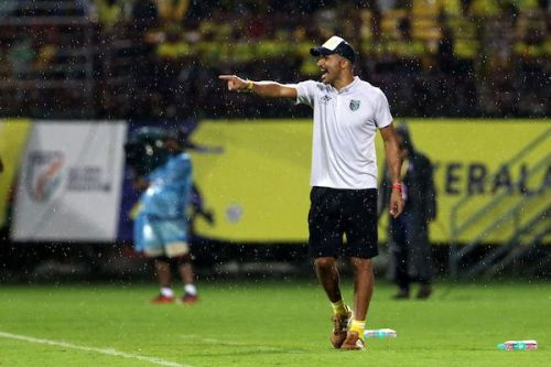 The Kerala Blasters will be taking on Bengaluru FC on 5th November in what will be an extremely important tie for them (Image Courtesy: ISL)