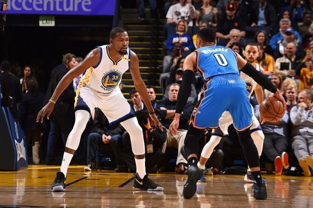 NBA 2018-19  5 reasons why the OKC Thunder could be a legitimate threat to  the Golden State Warriors c571a13501b