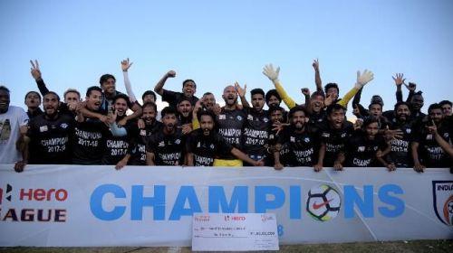 Minerva Punjab are the defending Champions.