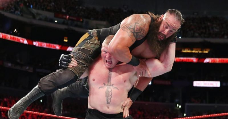 Could the beast make his presence felt this week on Raw?