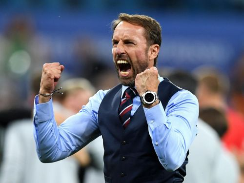 Gareth Southgate has signed a new deal with England that goes up to World Cup 2022