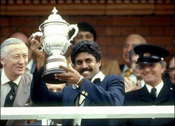 Kapil Dev, one of India