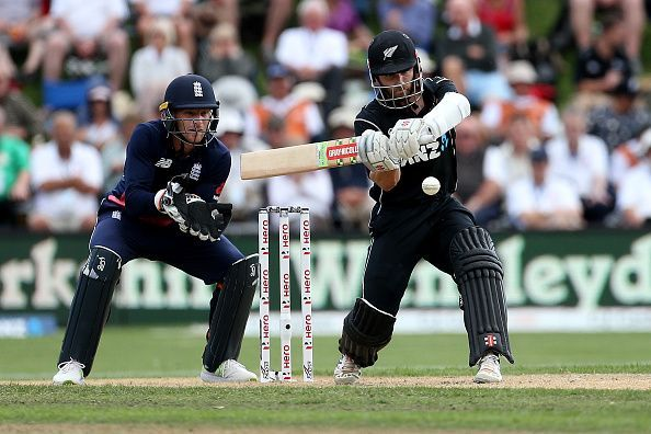 Williamson is one of the best batsmen in the world at the moment