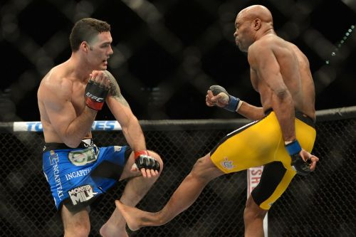 Anderson Silva's leg break was one of the worst injuries in MMA history