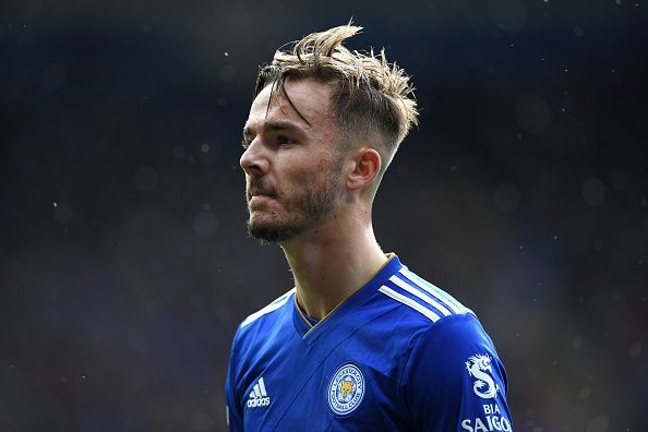 Life in Leicester has been fabulous for the midfielder