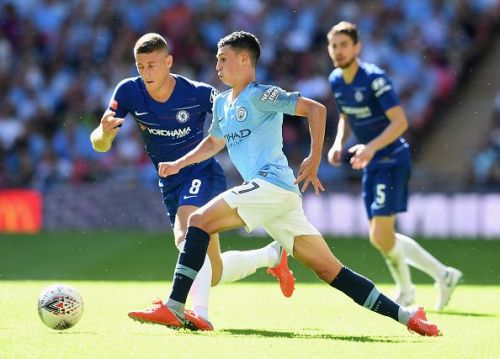 Borussia Dortmund want to team Phil Foden with his friend, Jadon Sancho