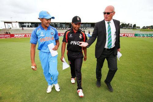 ICC U19 Cricket World Cup - India v Papua New Guinea