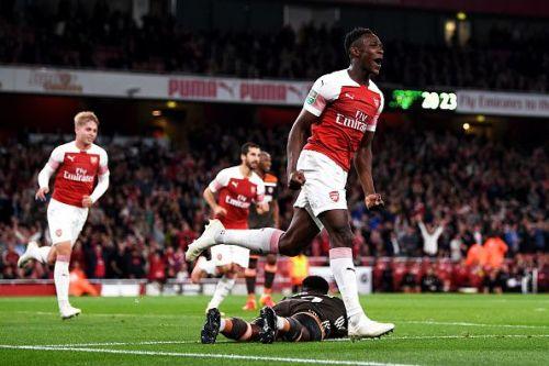 Arsenal v Brentford - Carabao Cup Third Round