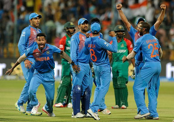 India produced one of the most remarkable comebacks of all time to secure a win against Bangladesh