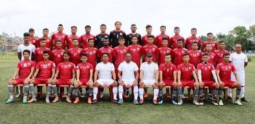 Shillong Lajong FC's squad for the 2018-19 I-League season (Image: Shillong Lajong website)