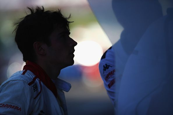 Leclerc seemed quite confident and
