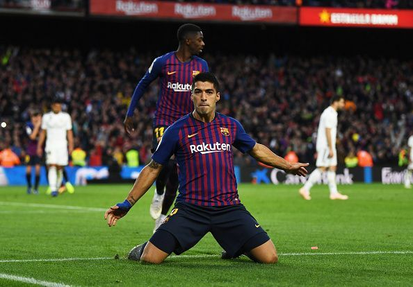 Barcelona vs Real Madrid  5 Talking Points   Tactical Analysis of El ... 1147fc6366608