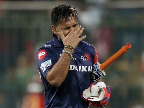Rishabh Pant played one of the finest knocks in IPL history yet the Daredevils failed to get over the line