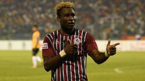 Sony Norde re-signs for Mohun Bagan ahead of 18-19 I-League season