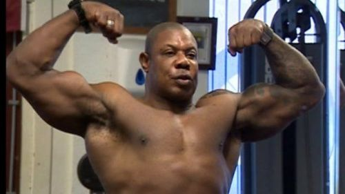 David 'Syd' Lawrence is a successful bodybuilder