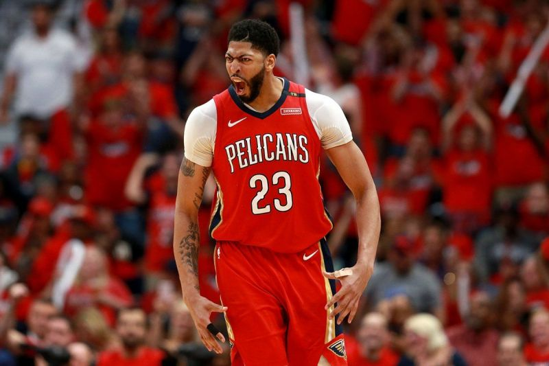 Anthony Davis dropped 47 as Pelicans down Blazers