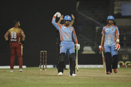 Rashid Khan won Player of the Tournament for his pyrotechnics