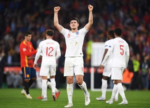 England recorded a historic 2-3 win over Spain in Seville tonight