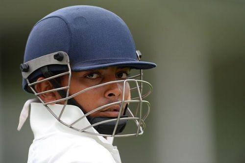 England U19's v India U19's