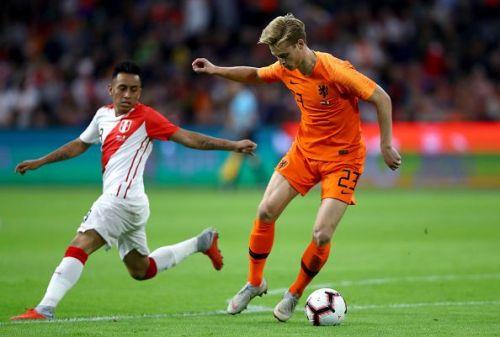 de Jong: A generational talent