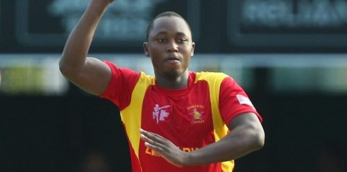 Tendai Chatara will be crucial for Zimbabwe in this match.