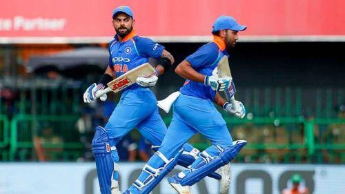 The pillars of Indian batting.