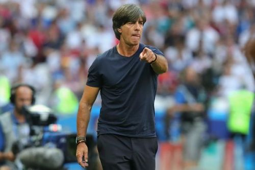 Joachim Low has been in charge for 12 years