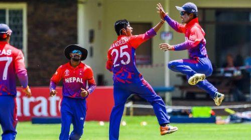 Nepal Cricket Team: ICC World T20 Qualifier Asia