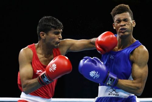 Boxing - Commonwealth Games Day 5