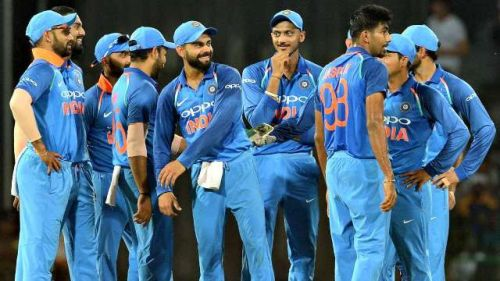 India will look to continue their winning run.