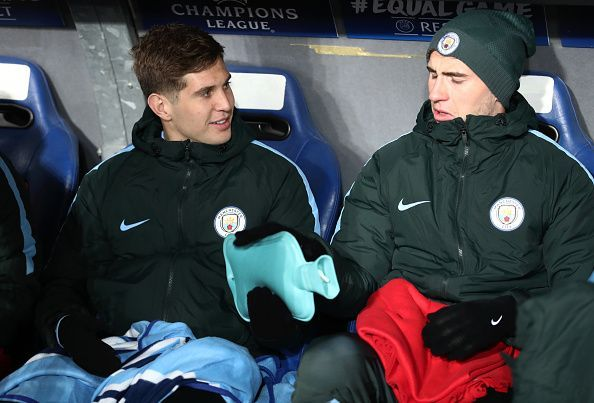 John Stones and Aymeric Laporte have only conceded 3 goals in the current PL season.