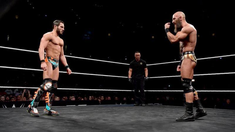पूर्व NXT चैंपियन टॉमैसो सिएम्पा
