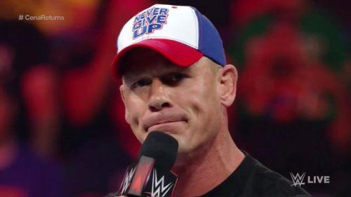 John Cena has big news about his future!