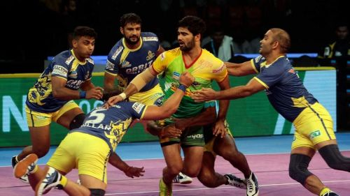 The Tamil Thalaivas will be high on confidence after their win against Patna