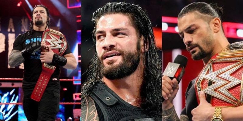 best and worst of roman reigns universal championship reign