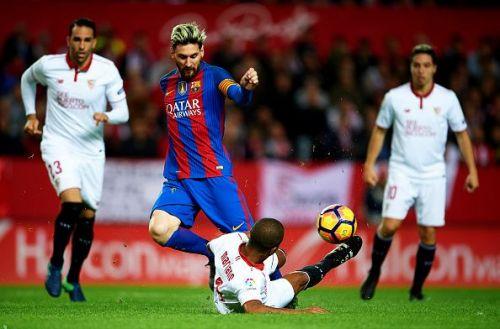 Sevilla FC v FC Barcelona - LaLiga