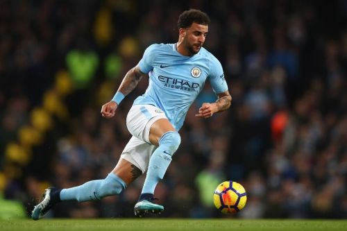 Kyle Walker was the key figure in making sure that Liverpool was kept goal-less