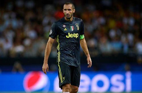Valencia v Juventus - UEFA Champions League Group H