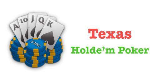 Texas Hold'em poker for beginners