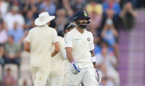 Kohli vs England